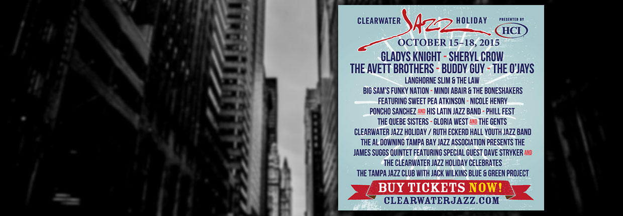 Gloria West & The Gents Jazz Band Tampa